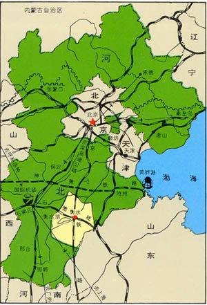 衡水市区街道地图