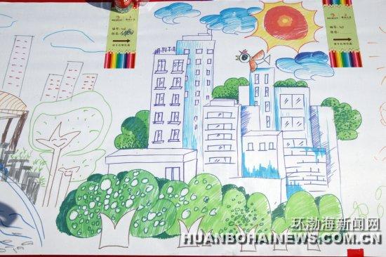 (记者 郭雪 付卫峥)6月4日,唐山百名儿童汇聚位于凤凰新城的高清图片