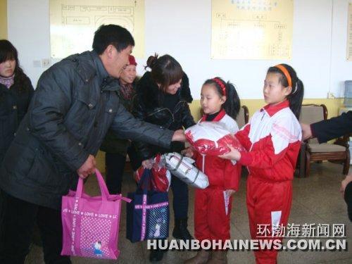唐海网友捐款帮扶贫困学生(图)