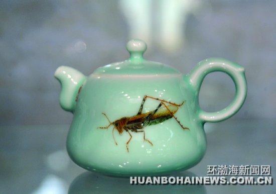 中国陶瓷艺术大师王一君作品(图)