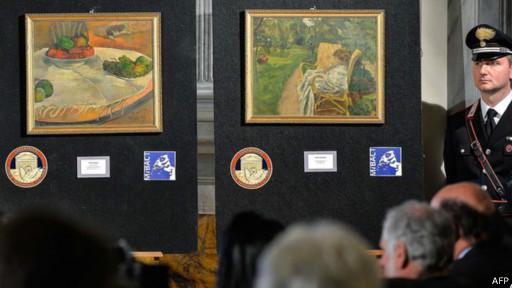 意大利男子花数百元买两幅名画 价值数千万欧元 - 紫风 - 新闻过滤器