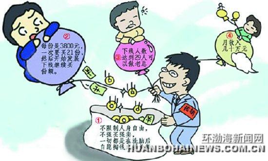 """唐山大学生揭秘""""南派传销""""洗脑术"""