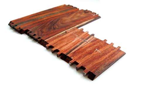红木家具的灵魂,不用一颗铁钉