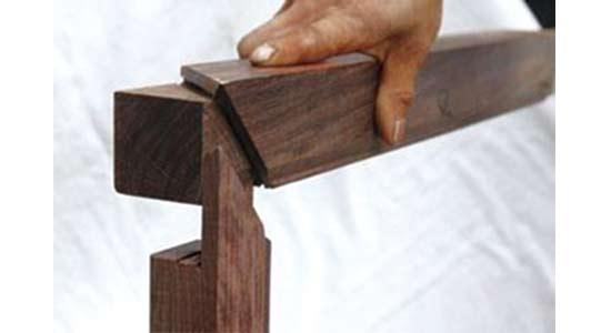 唐山范儿#大坤元红木榫卯——藏在红木家具里的灵魂