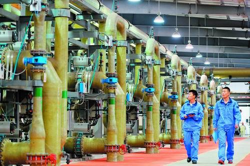 妃甸日产100万吨海水淡化进京项目2019年投产【图】