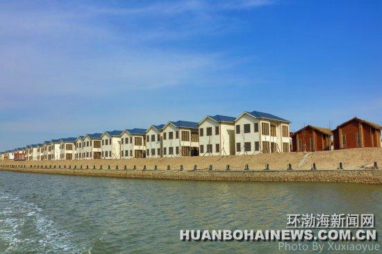 唐山湾国际旅游岛:五大工程助推跨越发展(组图)