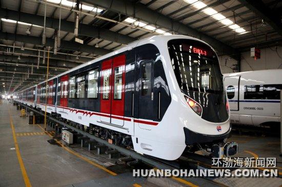 中国地铁首次登陆欧洲市场图片