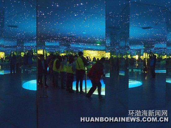 在此期间参观了唐山曹妃甸区,唐山湾国际旅游岛,唐山地震遗址公园和
