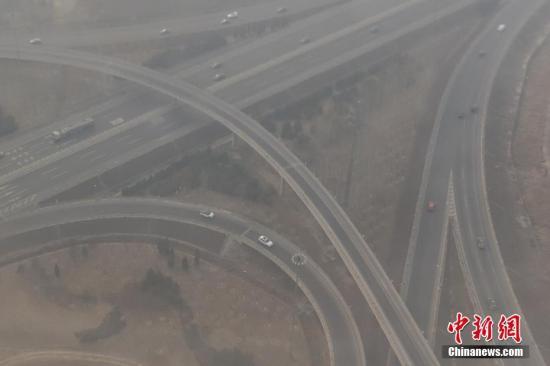 中国北方多地大气扩散条件较差 现重度污染