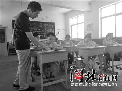 平山县小山村走出35位教师