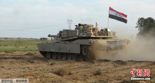 """转守为攻:伊拉克收复90%被""""伊斯兰国""""侵占土地"""