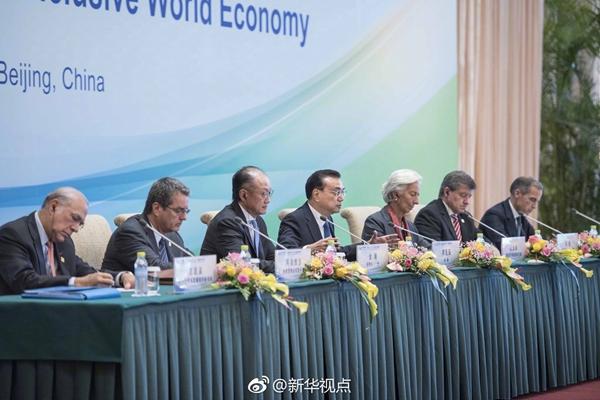 """中国总理与6大国际组织""""掌门人""""为何再聚这张圆桌?"""