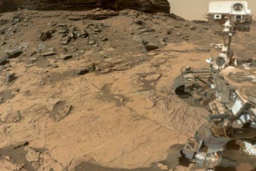 """火星曾存在生命?NASA""""好奇号""""在火星找到硼元素"""