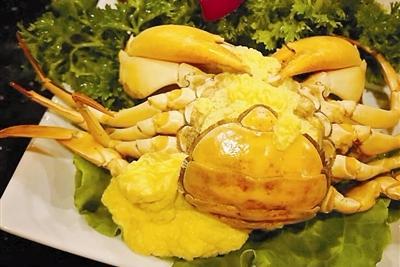 宁波有碗黄油蟹面卖730元? 细数那些天价的食材