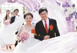 首钢京唐公司2017青年集体婚礼在曹妃甸区举行(图)