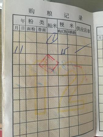 【改革?印记——看中国发展】购粮证的故事