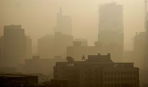 中国采取强力措施治理空气污染 确保冬季空气更洁净