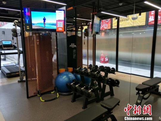 上海24小时共享健身舱:健身更碎片化、社交化