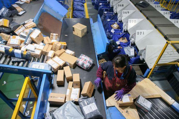 外媒:中国双十一再创惊天交易额 秒杀美版购物节