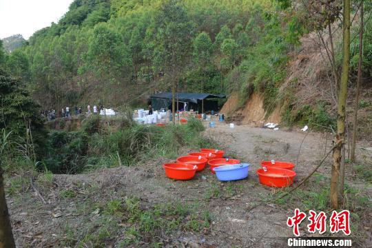 广东警方十个月破毒品案1.3万余起 缴毒10.4吨