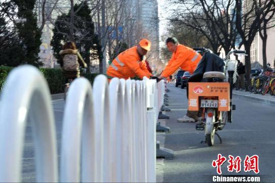 北京打造50条精细化养护示范路 探索道路养护新路径