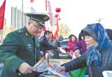 唐山市公安消防支队参加国家宪法日宣传教育活动(图)