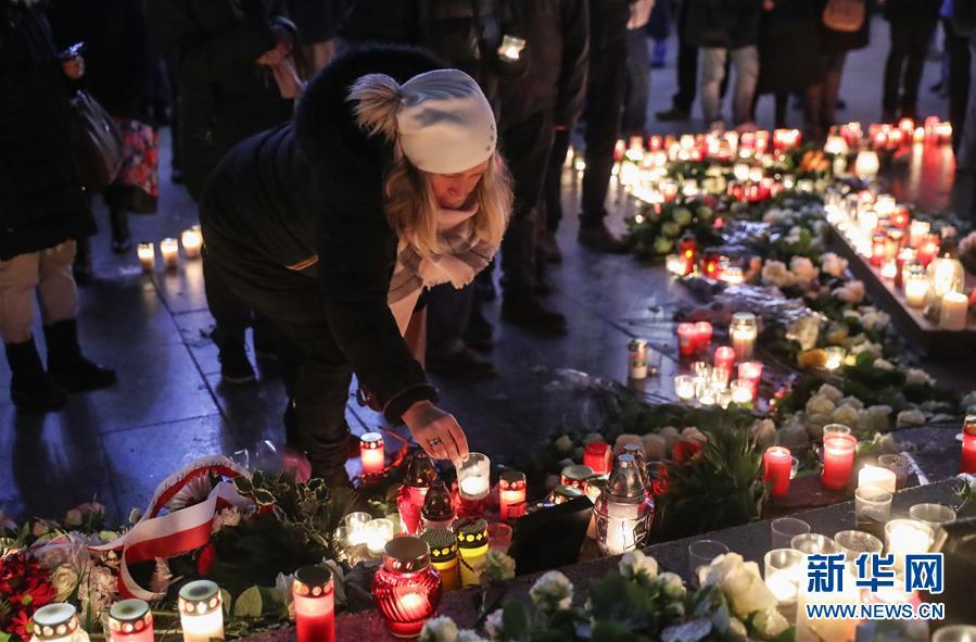 柏林民众纪念圣诞市场恐袭一周年