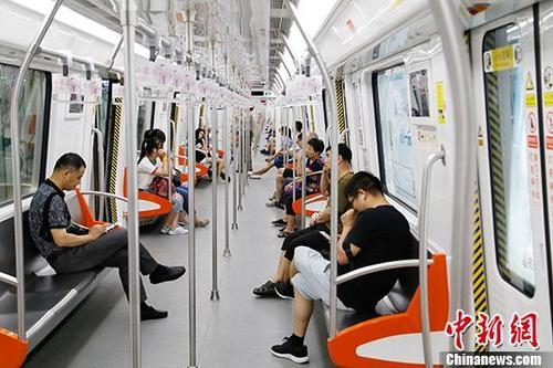 杭州成中国首个公交地铁移动支付全覆盖城市