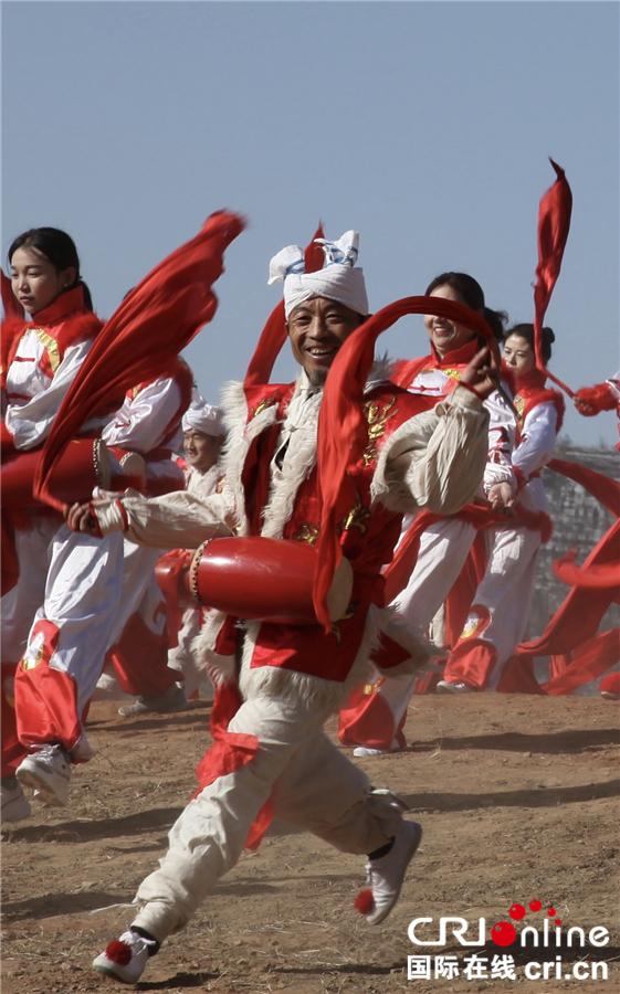 【新时代新气象新作为】依托民间文化底蕴 延安安塞文化旅游福泽百姓