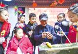 唐山:路南燕京西里社区开展元宵节活动(图)