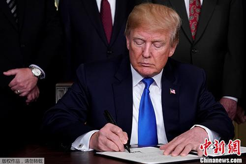 特朗普下令评估美国重返TPP的可行性