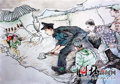 """吕建江的为民故事:暴雪中的""""吕村长"""""""