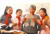 唐山:丰润泉河头镇西佑国寺村组织学生体验民俗文化