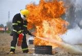 唐山消防部门组织开展微型消防站技能比武竞赛(图)