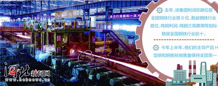 产能压减了 竞争力提升了——来自河北津西钢铁集团的报道