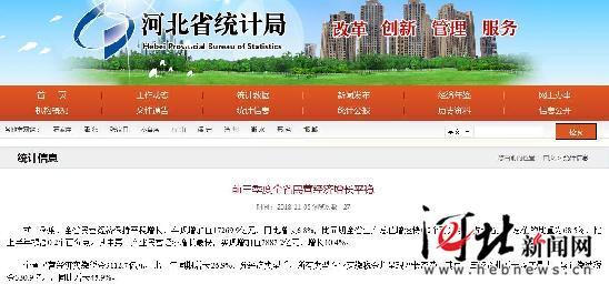 前三季度河北省民营经济实现增加值17269.9亿元
