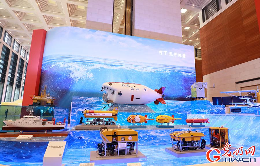 庆祝改革开放40周年大型展览在京开幕
