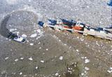 冀东油田:海上破冰保运输(图)