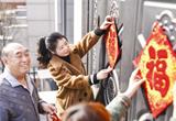 唐山:尚安社区开展十九大知识竞答赢祝福活动(图)