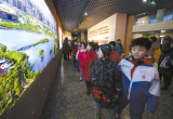 唐山抗震纪念馆与多所小学共同开展社会实践活动