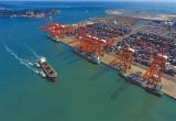 2019年1至2月份唐山港完成货物吞吐量1.0697亿吨