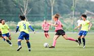 精彩组图|女足甲级联赛在唐山南湖打响