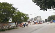机场路与华岩路交叉口西侧马路市场取缔 道路恢复通畅整洁