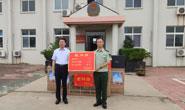 亚博足球官网市退役军人事务局深入驻唐部队开展慰问活动