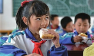 亚博足球官网28万名农村小学生免费吃上营养餐