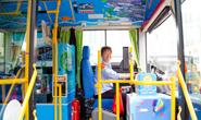 """设在18路!唐山公交明日推出""""清水润城""""文化巴士"""