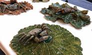第二十二届陶博会作品欣赏:荷与蟹(图)
