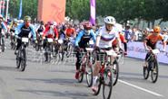 """700多人体验""""世界无车日""""!第四届唐山全国自行车公开赛鸣枪"""