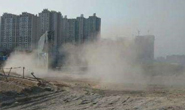 河北公开曝光一批扬尘污染典型问题