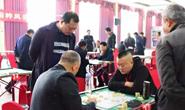 """乐亭县举办第二届 """"绿昕杯""""象棋争霸赛"""